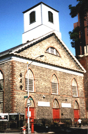 First Chinese Presbyterian Church